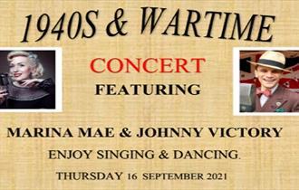 1940s & Wartime Concert.