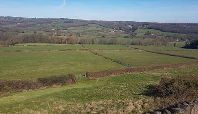 Barlow countryside