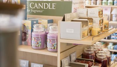 Candles at Bigwicks