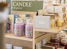 Candles at Bigwicks