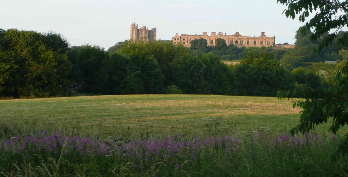 View of Bolsover Castle