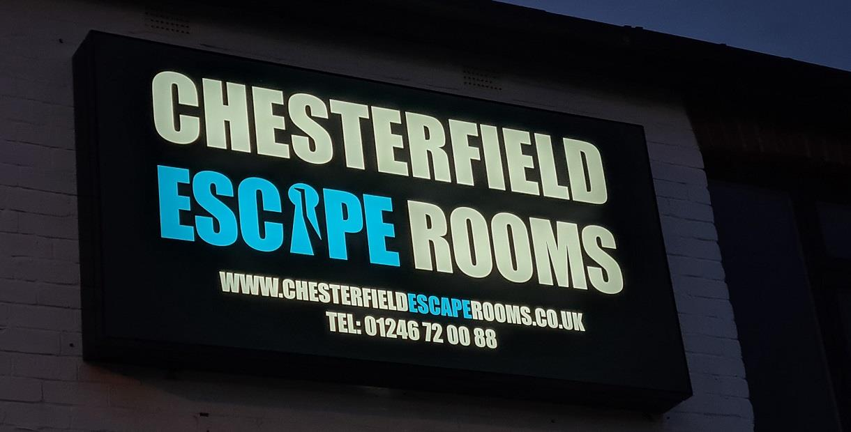Chesterfield Escape Rooms