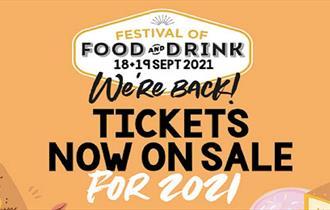 Clumber Park Food Festival.