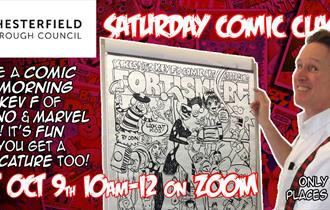 Comic Art Masterclass