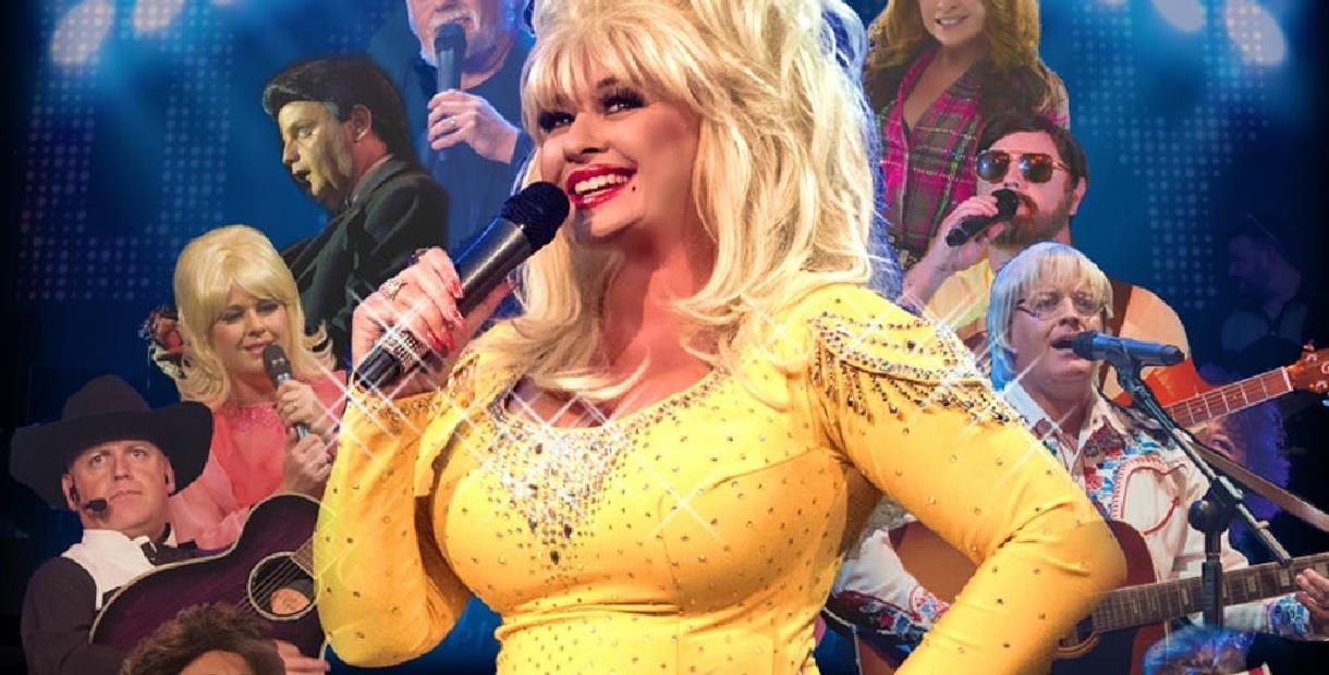 Sarah Jayne as Dolly Parton