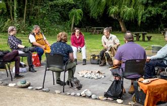 Creswell Crags Workshop