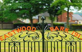 Eastwood Park Gates
