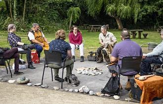 Flintknapping for Adults Workshop