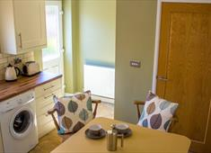 Kitchen at Fox's Place