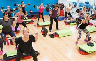 Exercise Class at Go! Active