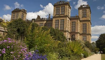 Hardwick Hall and Gardens