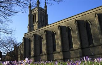 Holy Trinity Church, Chesterfield