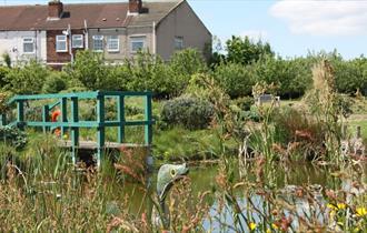 Hunloke Community Garden