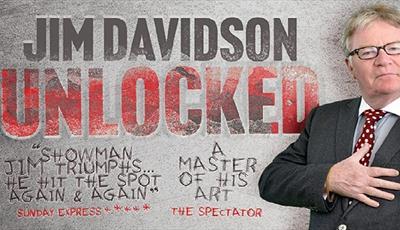 Jim Davidson Unlocked