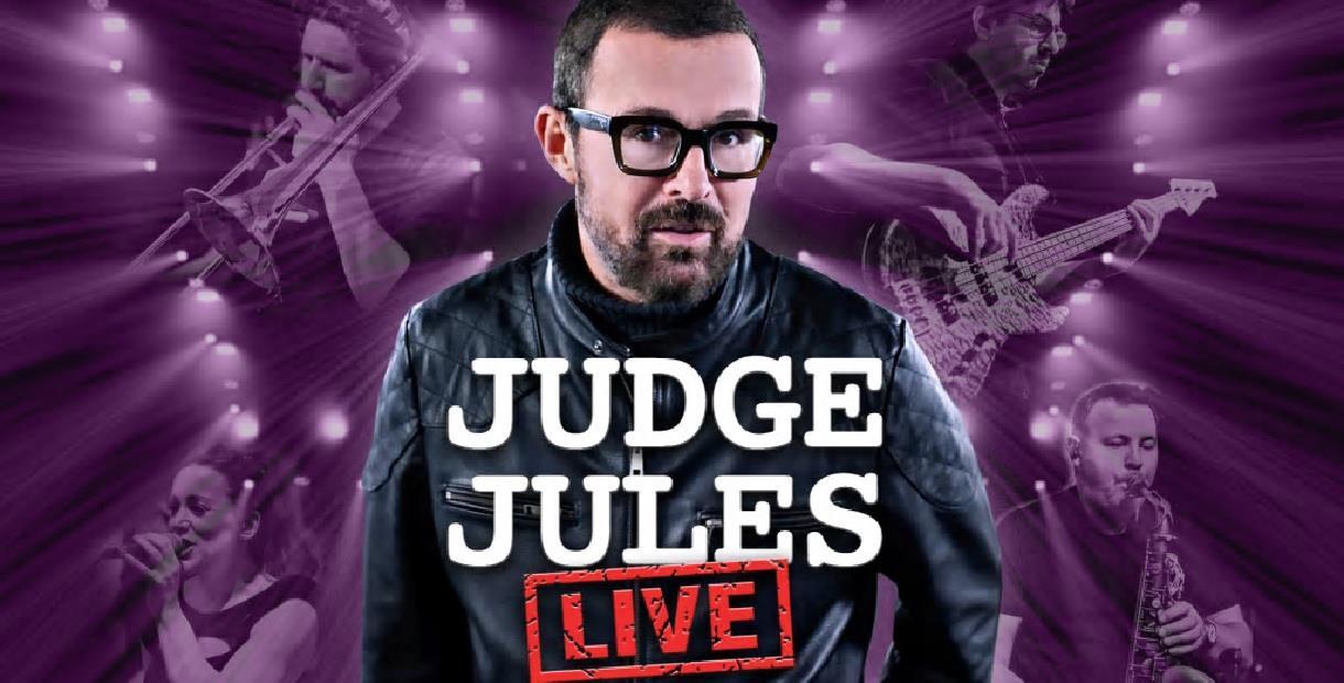 Judge Jules LIve