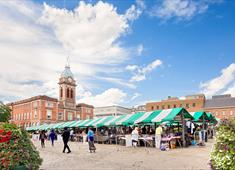 Chesterfield Markets and Market Hall