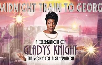 Hayley-Ria Christian as Gladys Night in Midnight Train to Georgia