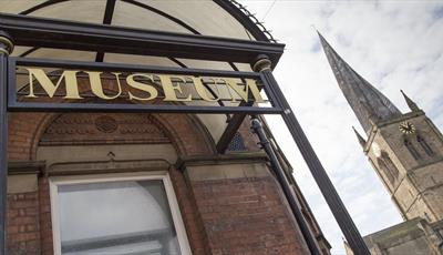 Chesterfield Museum and Crooked Spire Church