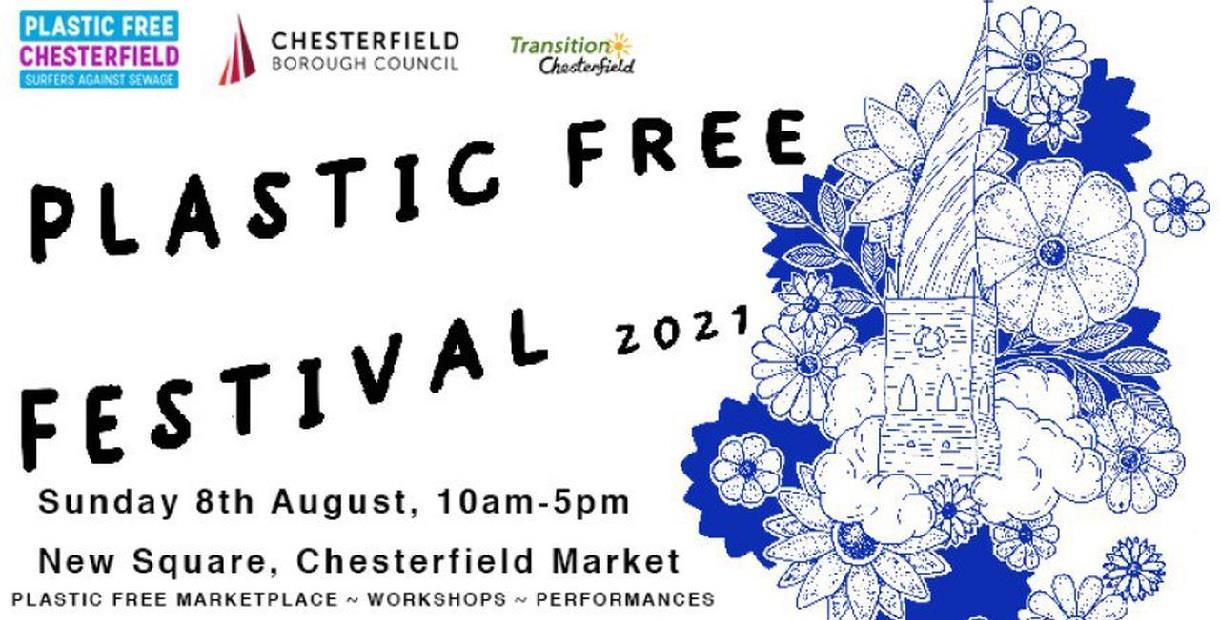 Plastic Free Festival poster