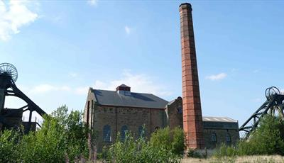 Pleasley Pit buildings