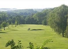 View of Renishaw Park Golf Club