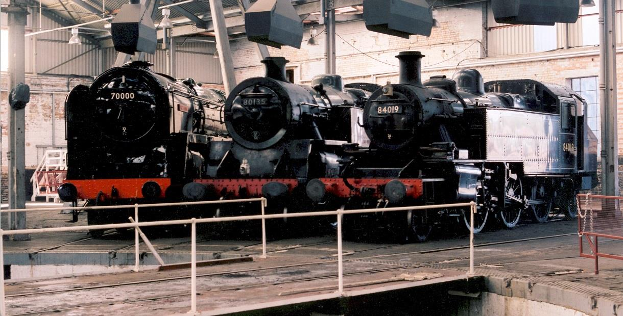 Barrow Hill Roundhouse