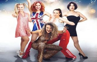 Spice Girls Tribute at Stadium