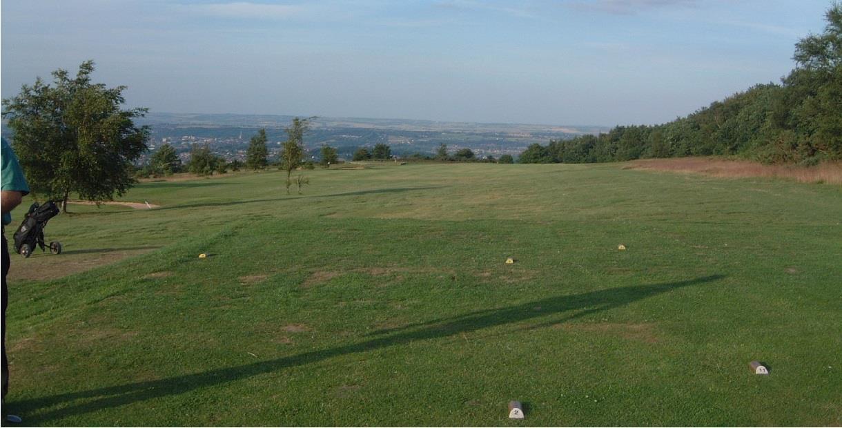 Stanedge Golf Course