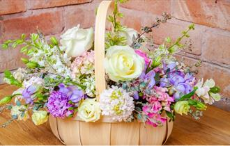 Flowers available from Sweetpea Macfie