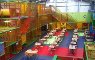 The Jungle Play Centre