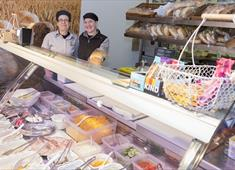 Upper Crust at Chesterfield Market Hall