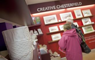 Chesterfield Visitor Information Centre Gift Shop
