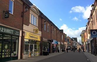 Vicar Lane Shopping Centre