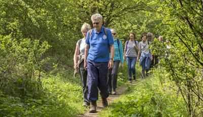 Walking the Chesterfield Canal