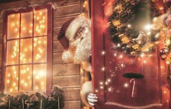 Father Christmas at Marks Hall