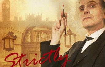 Strictly Sherlock poster