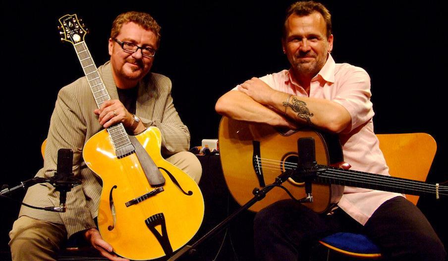 Martin Taylor and Martin SImpson