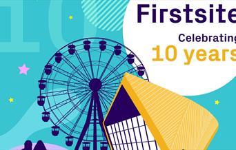 Firstsite celebrating 10 years