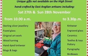 Bourne Valley Crafters Xmas Fair