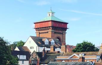 Jumbo Water Tower