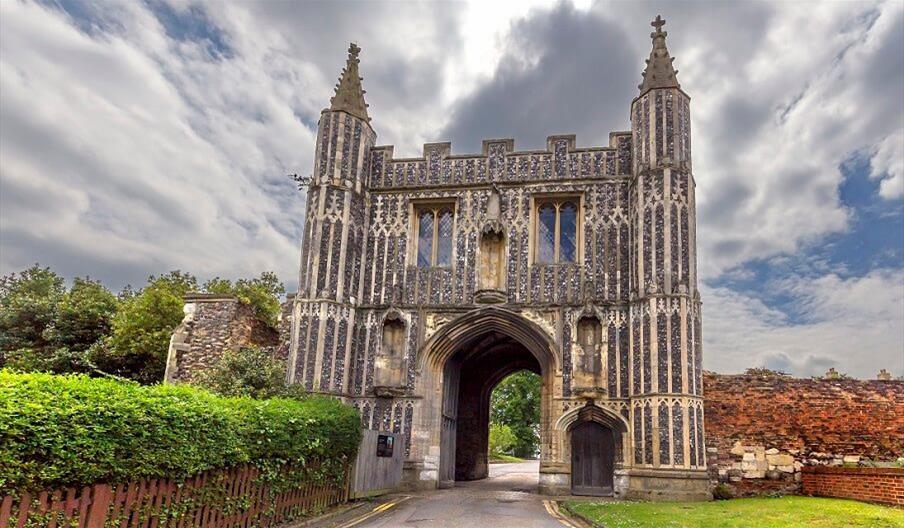 St John's Abbey Gate