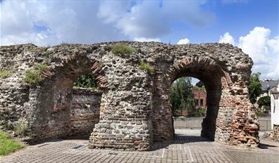 The Balkerne Gate