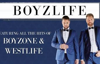 Boyzlife Featuring all the hits of Westlife and Boyzone