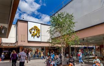 Lion Walk shopping centre