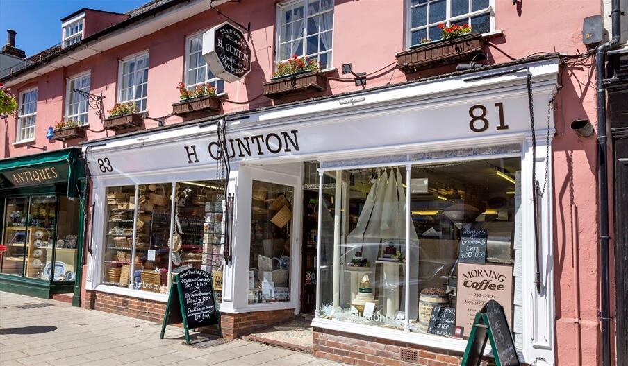 H Gunton, Colchester