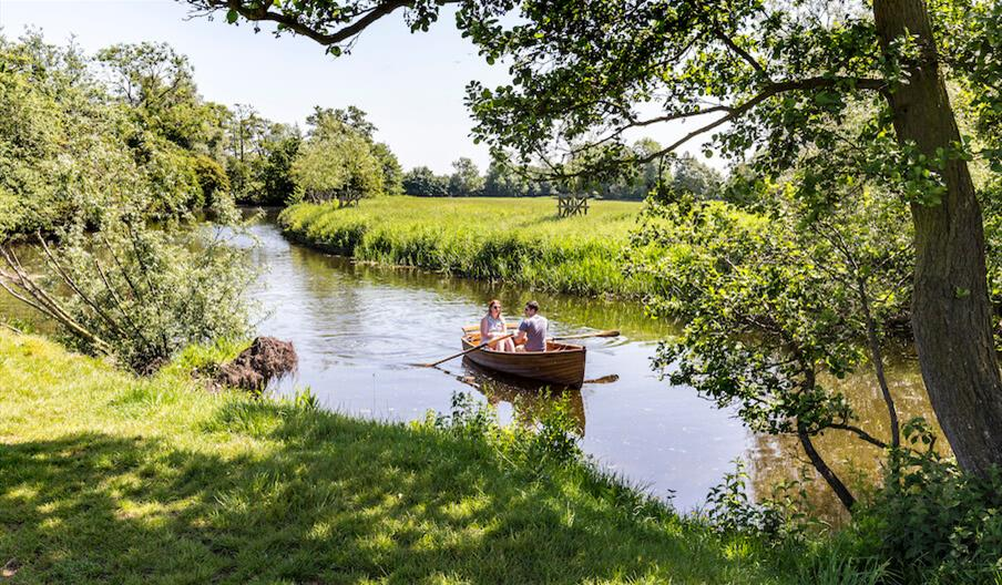 Dedham Vale Boating