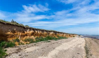 East Mersea Beach