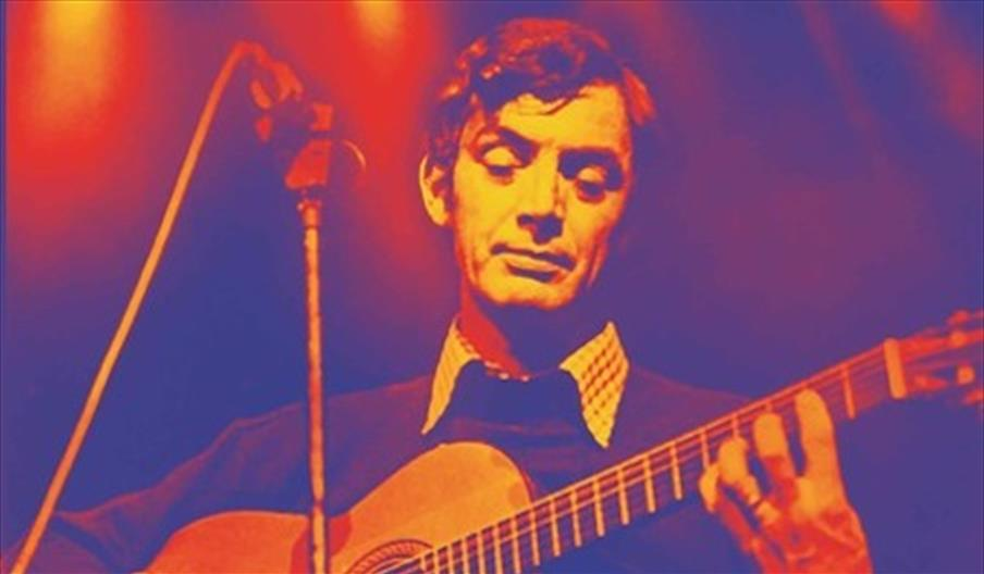 An image of Jake Thackray