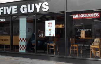 Five Guys Colchester