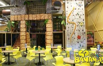 Go Bananas Soft Play Area